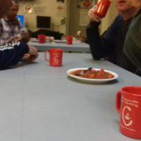 Meals at Coffee4Craig indoor service