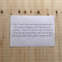GM Youth Homelessness Quote